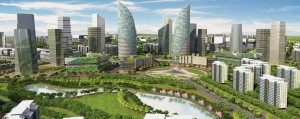 Smart City Ghaziabad future infrastructure plan