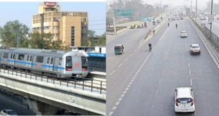 Metro-connectivity-&-delhi-Metro