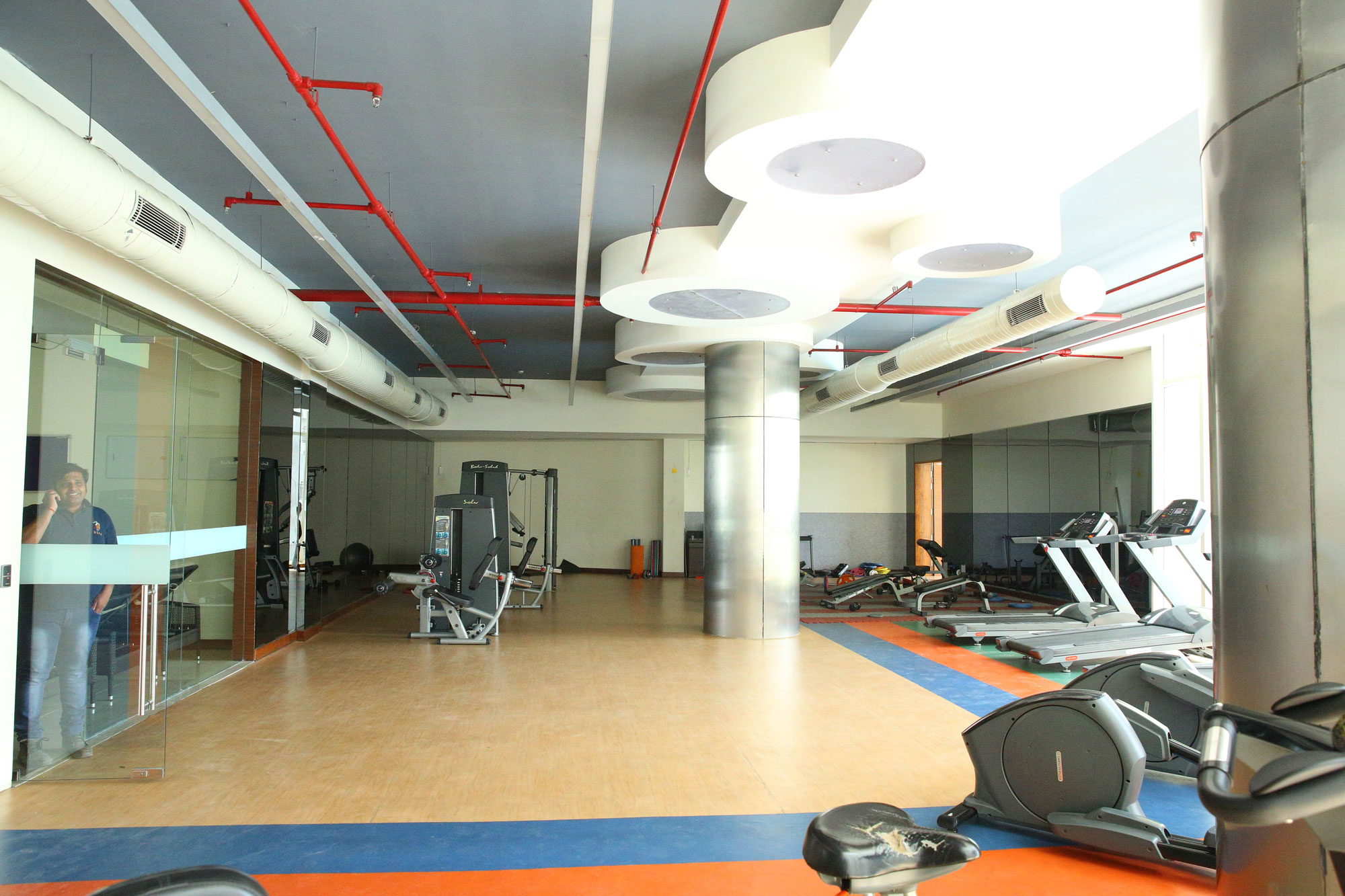GolfLinks crystal club gym