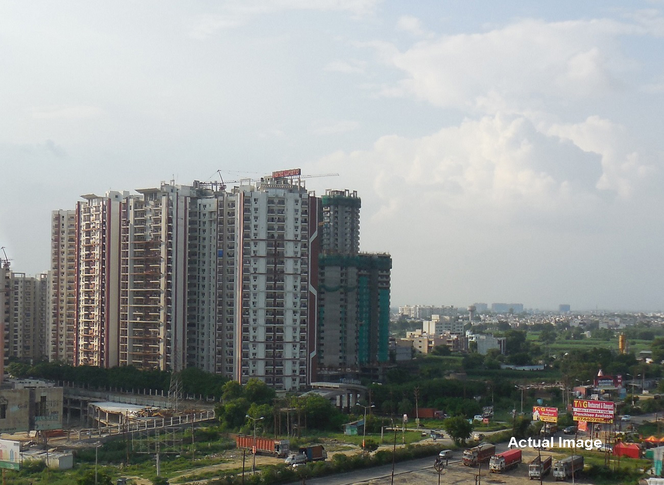 Real Estate Ghaziabad City View