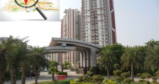 LandCraft GolfLinks located on NH24 Ghaziabad