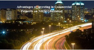Advantages of Investing in Commercial Property on NH24 Ghaziabad