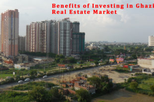 Benefits of investing in Ghaziabad