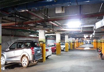 Landcraft Ample Parking Spaces