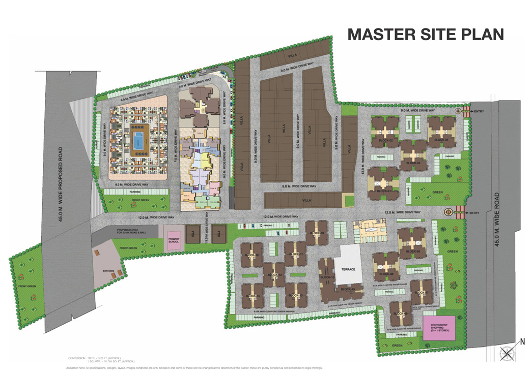 River heights phase2 location map landcraft developers for Landcraft homes floor plans